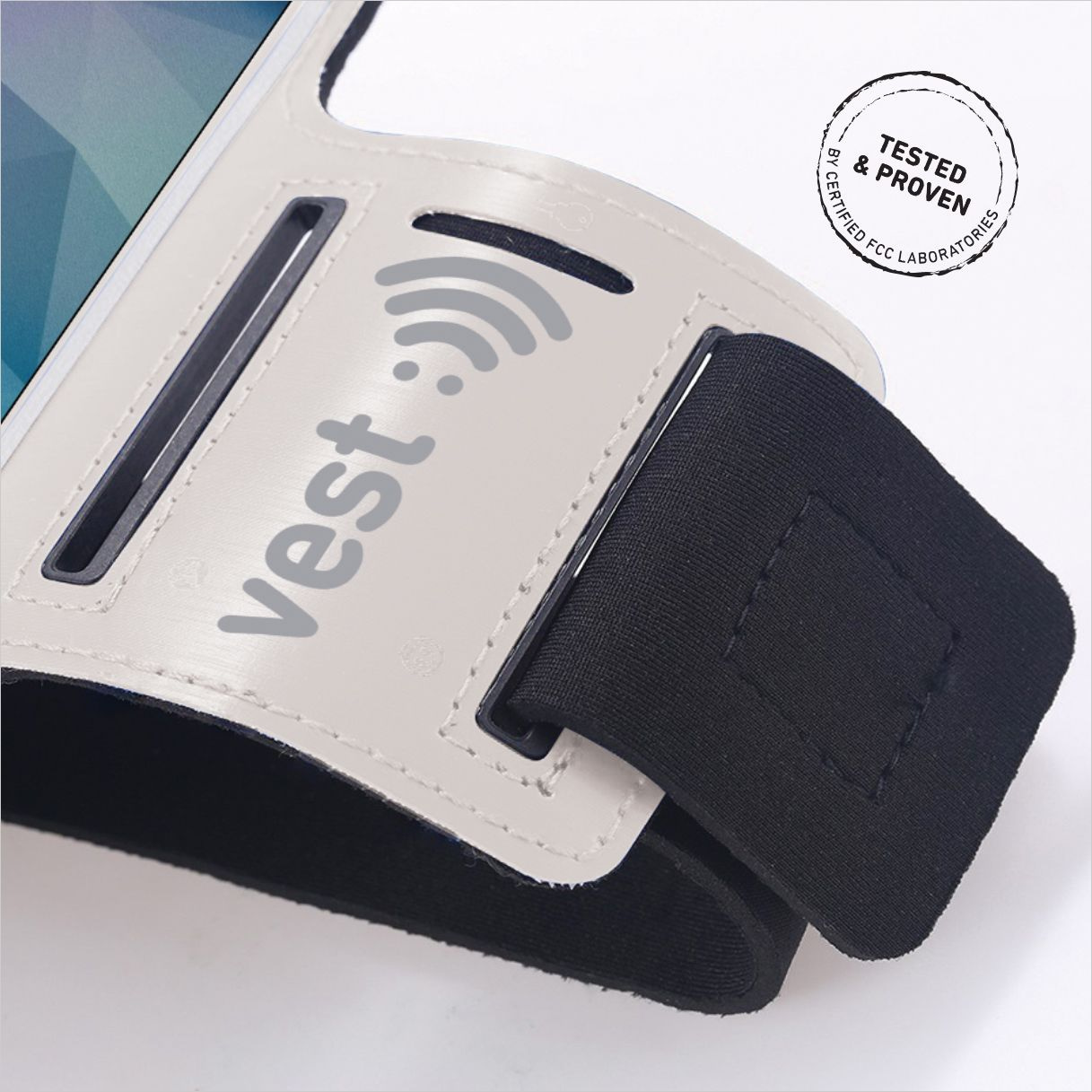 product image for Vest Anti-Radiation sport Armband up to 5-5.5″