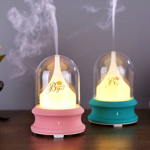Flask Aromatherapy LED Diffuser