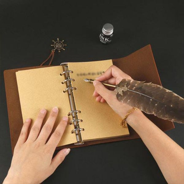product image for Journal & Quill Pen Gift Set