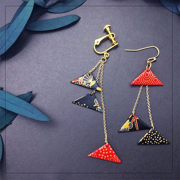 product image for Origami Triangles Dangler (Single)