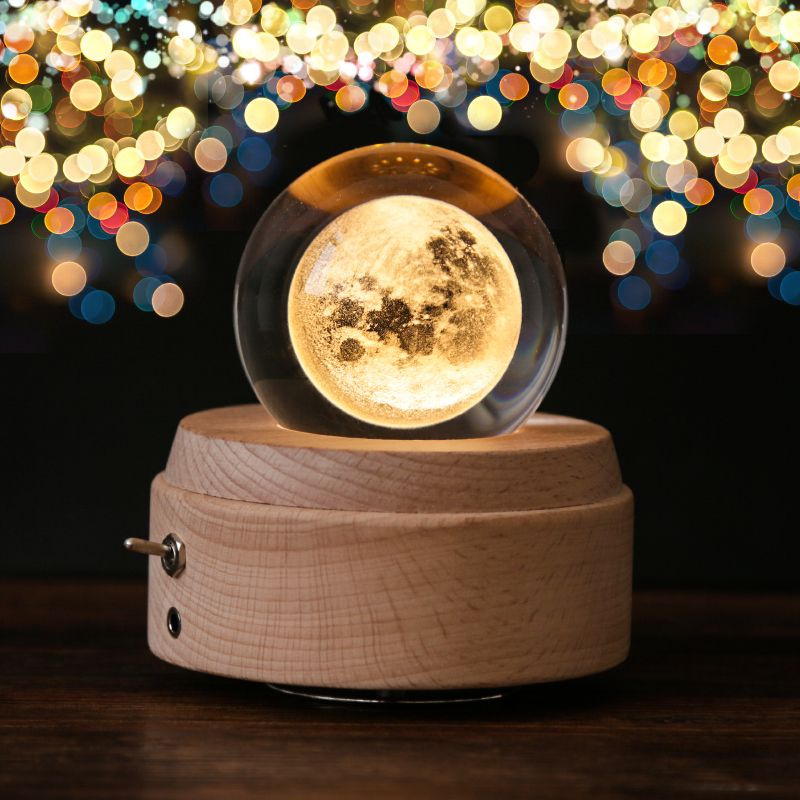 product image for Crystal Ball Music Box