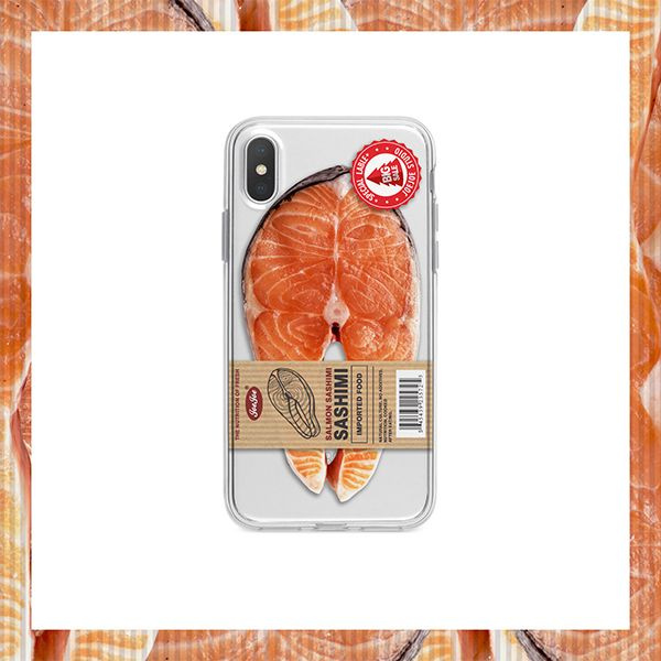 Salmon Fillet iPhone Case