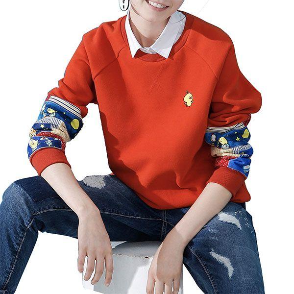 Harajuku Crewneck Sweatshirt