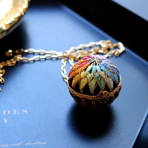Lucky Lotus Pendant Necklace