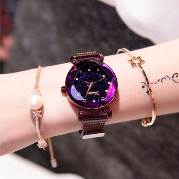 product thumbnail image for Galaxy Reflection Watch