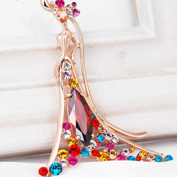 product image for Glamorous Lady Brooch