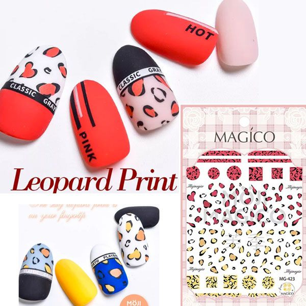 product image for 3D Nail Sticker Set